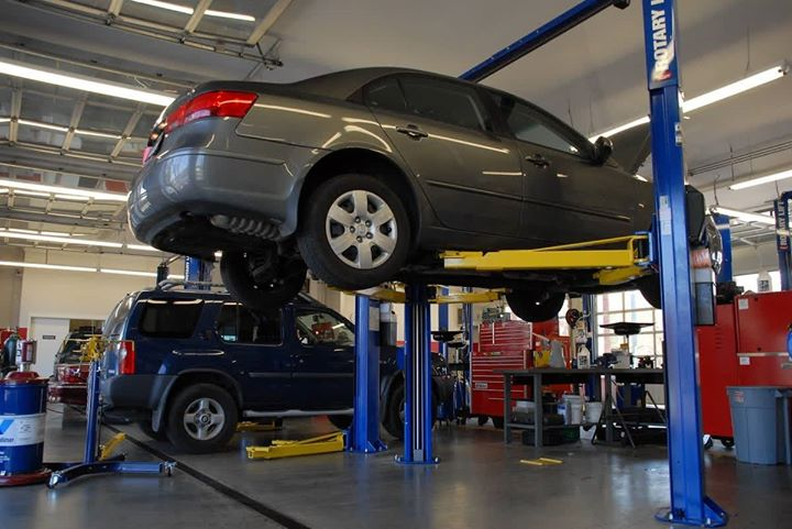 We offer trustworthy vehicle care. Our team consists of certified experts ready to get…