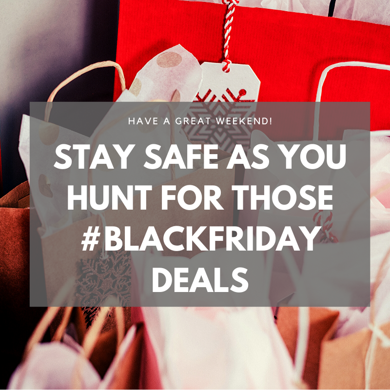 Whether you're staying home or heading to the stores this#BlackFriday, st…